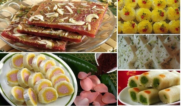 Traditional Indian Desserts from Sodhani Sweets